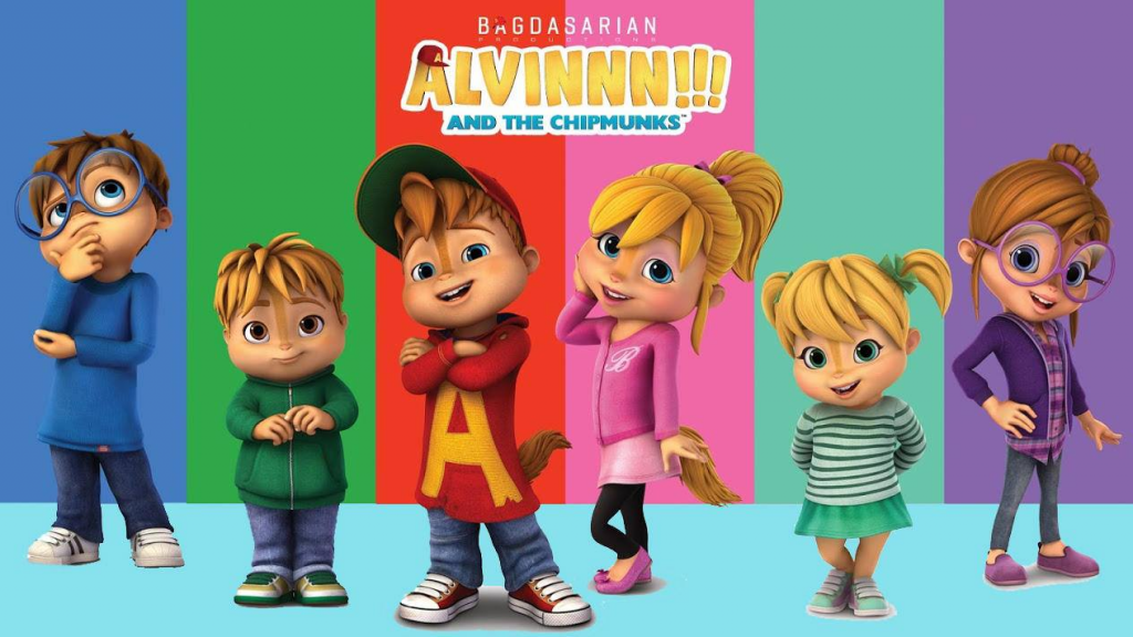 NickALive!: 'ALVINNN!!! and the Chipmunks' Renewed for Seasons 6 & 7